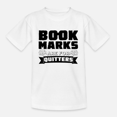 Buch Buch - Teenager T-Shirt