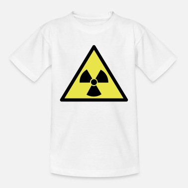 Atomkraft Atomkraft  Kinder T-Shirts - Teenager T-Shirt