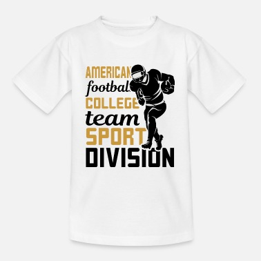 American Football Team American Football Team - Teenage T-Shirt