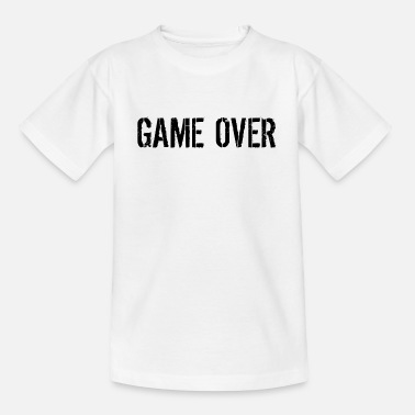 Game Over Game over - T-shirt Ado
