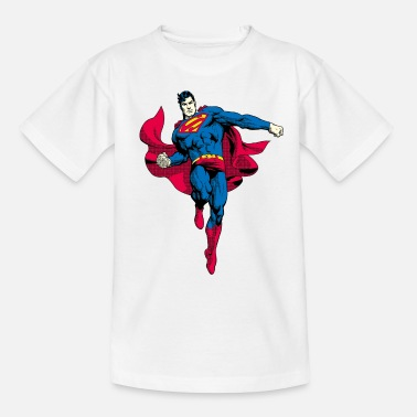 Superman Pose Teenager T-Shirt - Teinien t-paita