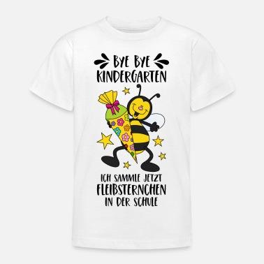 suchbegriff 39 bye bye kindergarten 39 t shirts online. Black Bedroom Furniture Sets. Home Design Ideas