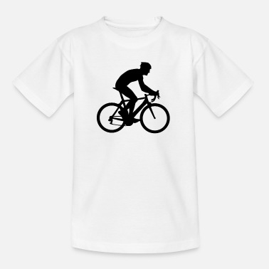 Biker Biker - Teenage T-Shirt