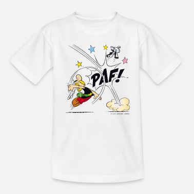 Asterix And Obelix Asterix & Obelix - Asterix fist - Teenage T-Shirt