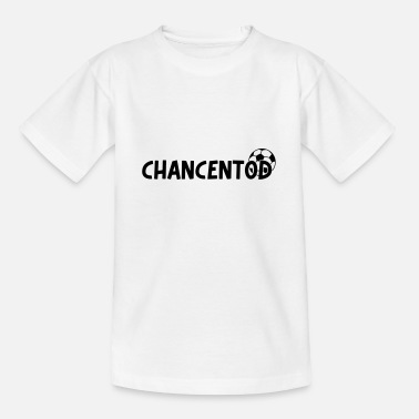 Chancentod - T-shirt tonåring