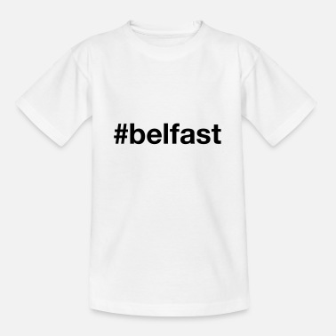 Belfast BELFAST - Teenager T-shirt