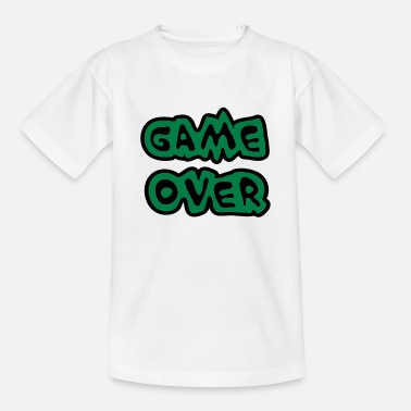 Game Over Game Over - Teenager T-Shirt