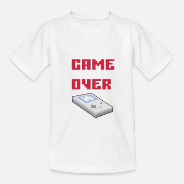 Game Over Game over - Teenage T-Shirt