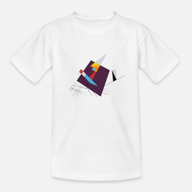 Russisk Suprematism # 2 - T-shirt teenager