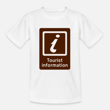 Sight Seeing Tourism,Tourist Information,Sight Seeing - Teenage T-Shirt