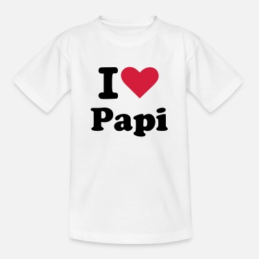 Papier Papi - Teenager T-Shirt