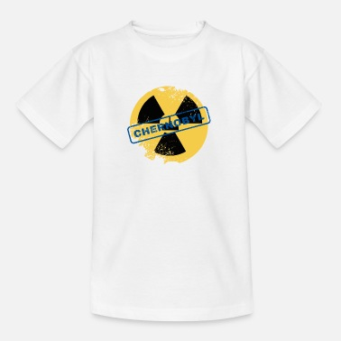 The Nuclear Disaster Of Chernobyl Chernobyl - Teenage T-Shirt