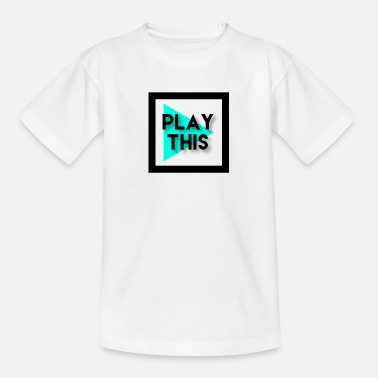 PLAYTHIS - Teenager T-Shirt