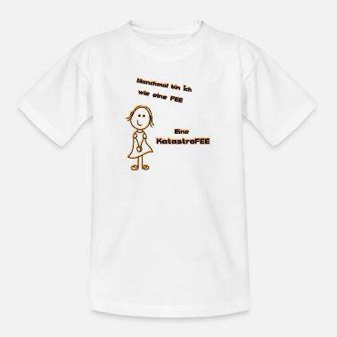 KatastroFEE - Teenager T-shirt