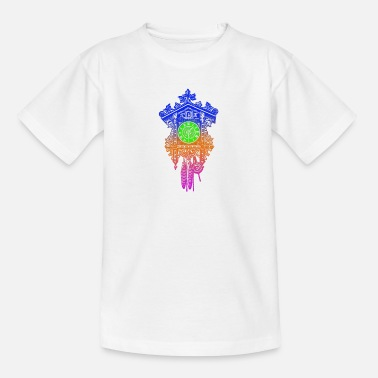 Clock Cuckoo Clock - Teenager T-shirt