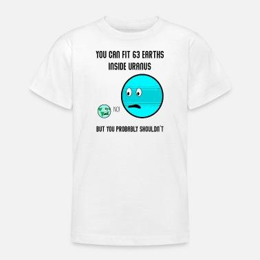 Shop Uranus T-Shirts online | Spreadshirt