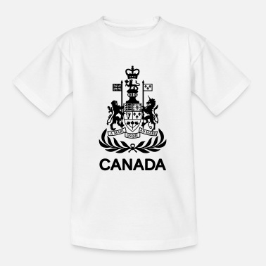 Command Chief Warrant Officer CANADA Army - Teenager T-Shirt