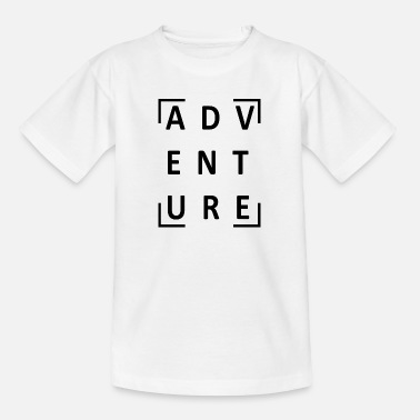 Outdoor Travel Adventure Nature - Teenage T-Shirt