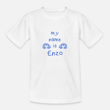 Enzo ENZO MEIN NAME - Teenager T-Shirt