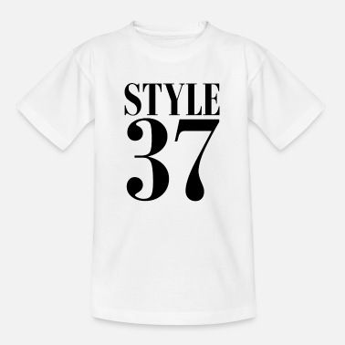 Style Styler Style - T-shirt teenager