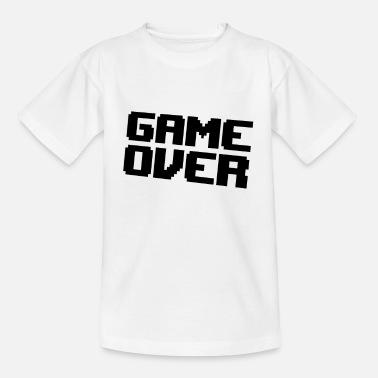 JEU SUR Pixel Art Gamer Retro Gaming - T-shirt Ado