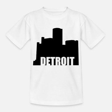 Detroit Detroit - Teenager T-Shirt