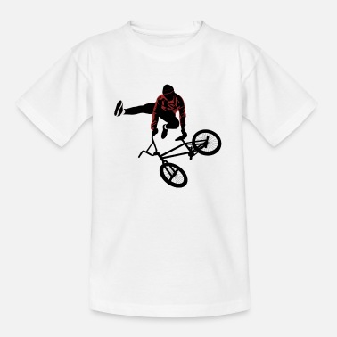 Bmx Freestyle BMX T-shirt - Teenager T-Shirt