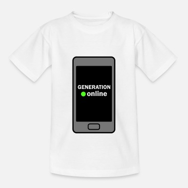Online GENERATION ONLINE - T-shirt teenager