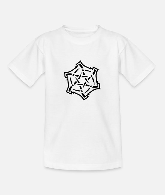 Space T-Shirts - psycosun_201107_light - Teenage T-Shirt white