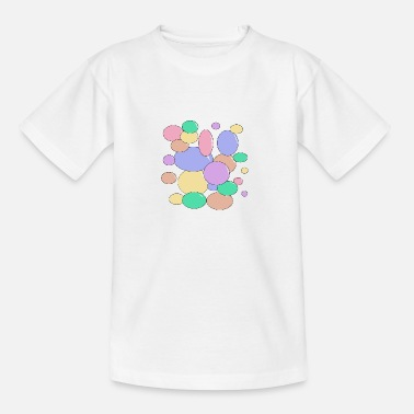 Bubblor Bubblor bubblor ballonger - T-shirt tonåring