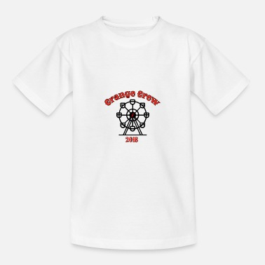 Cranger Kirmes Cranger Kirmes Crange Crew Party Shirt - Teenager T-Shirt