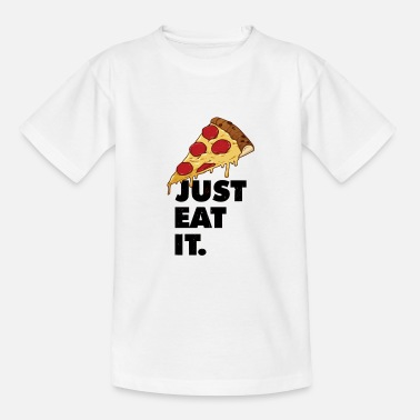 Pizza Pizza - Teenage T-Shirt