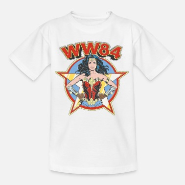 Wonder Woman 1984 WW84 Retro Vintage - T-shirt Ado