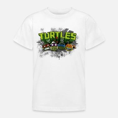 Officialbrands Teenage Premium Longsleeve 'TURTLES' - Teenage T-Shirt