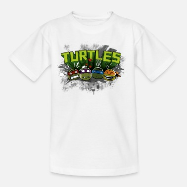 Officialbrands Teenage Premium Longsleeve 'TURTLES' - Teenage T-Shirt