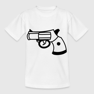 Pistool - Teenager T-shirt