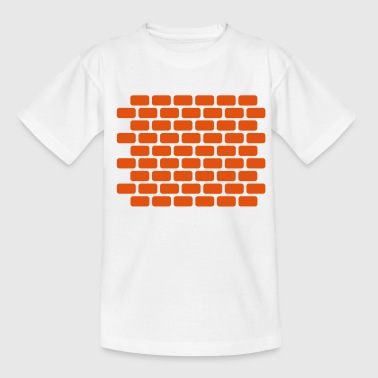 Mauer - Teenager T-Shirt