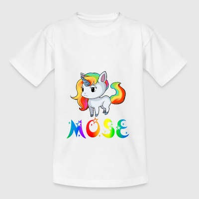 Unicorn Moses - Teenager-T-shirt