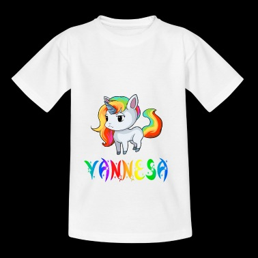 Unicorn Vannesa - T-shirt Ado