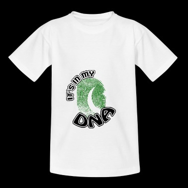 Gift Its in my dna dns roots Pakistan - Teenage T-shirt