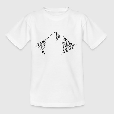 berg - Teenager T-shirt