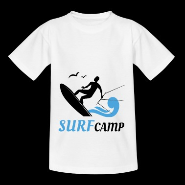 Surf Camp - Teenager T-shirt