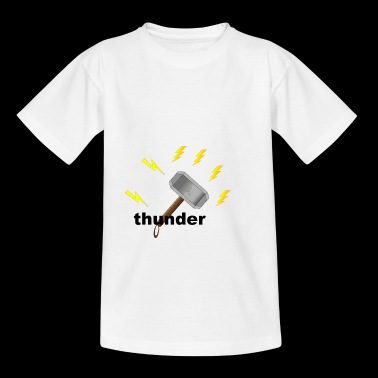 thunder - Teenage T-shirt