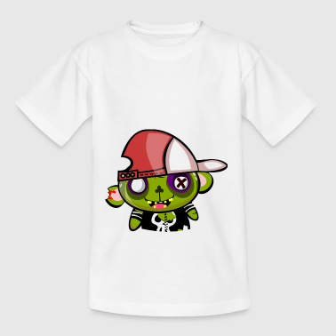 Zombie hiphop - Teenager T-Shirt