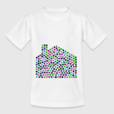 huis - Teenager T-shirt