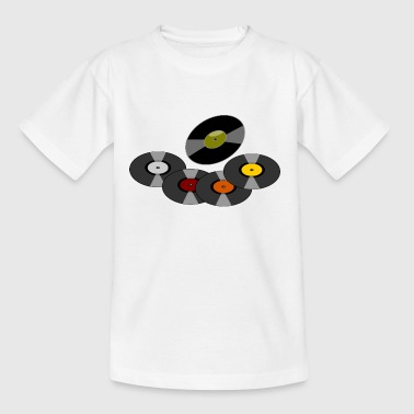 records - Teenage T-shirt