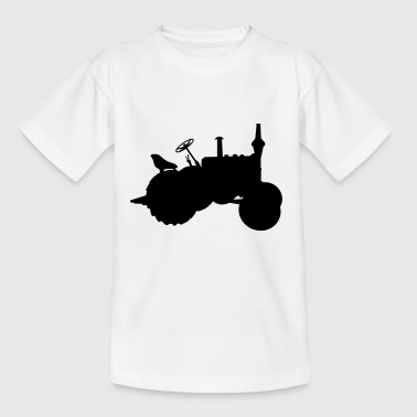 Oldtimer Trecker - Teenager T-Shirt