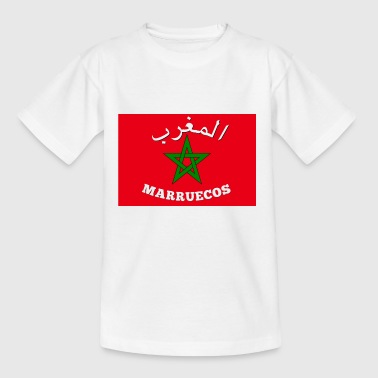 Marokko - Teenager T-shirt