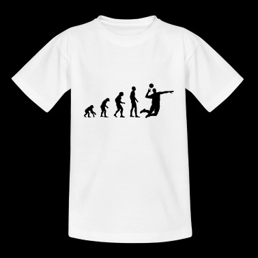 volleybal - Teenager T-shirt