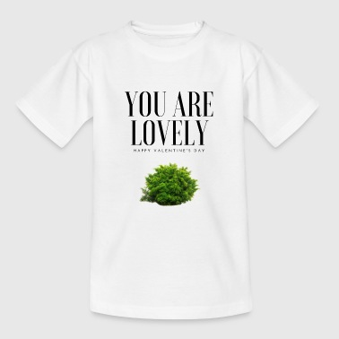 You are lovely - Fortnite Edition - T-shirt Ado